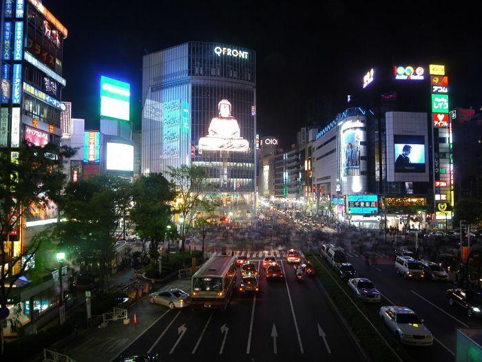 Toujours Shibuya