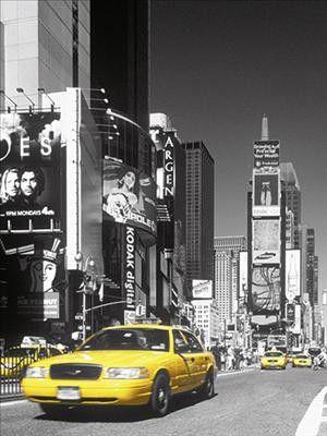 New York City Noir et Blanc