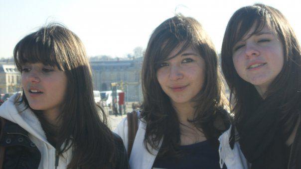 Justine, Moi & Alexandra