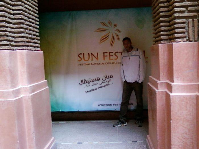 Concert à marrakech en juin 2009