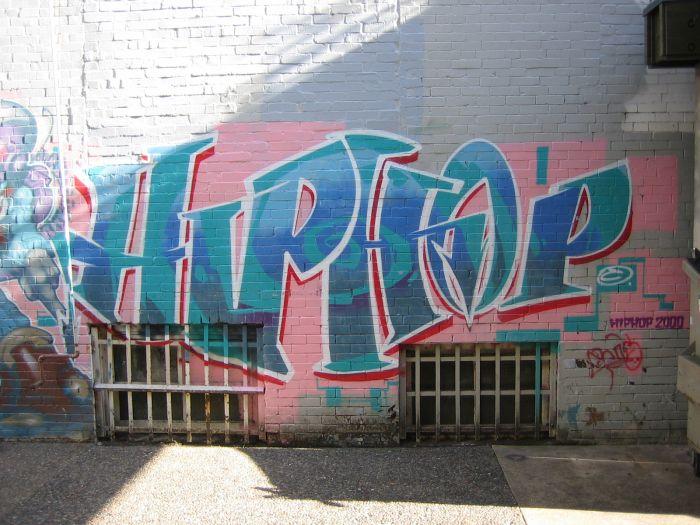 HIPHOP GARFFITI
