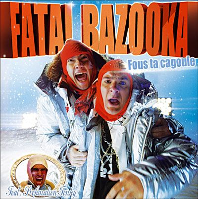 Sois prudent, sorts couvert, FOUS TA CAGOULE!!!!!!!!!!!!!!