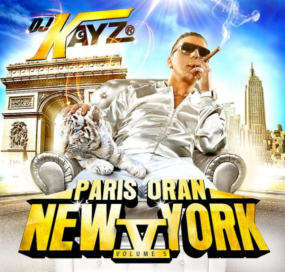 PARIS ORAN NEW YORK V
