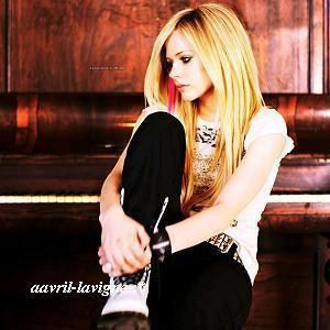 the princess avril i really luv her