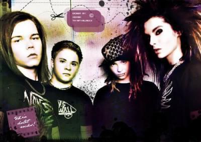 Tokio Hotel chui fan !