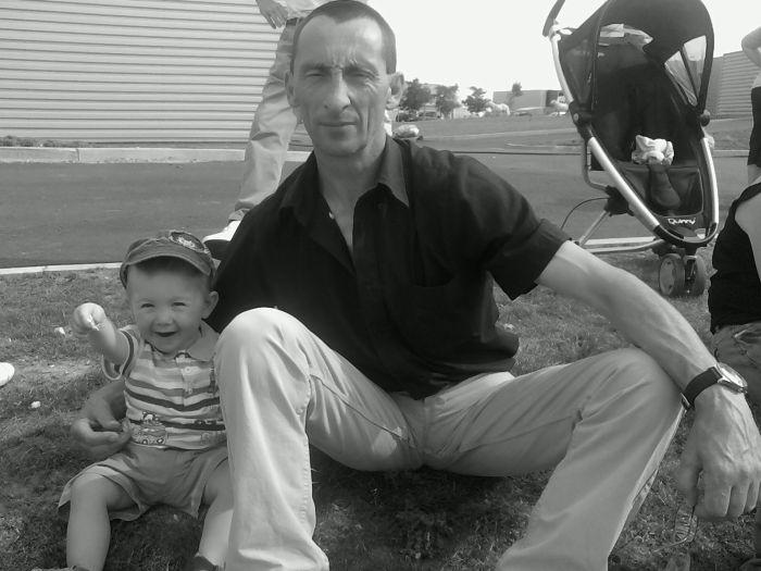 mon loulou et son petit fils