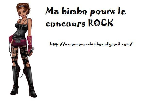 Concours Rock