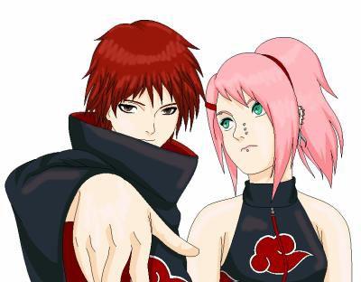 SasorI et Sakura
