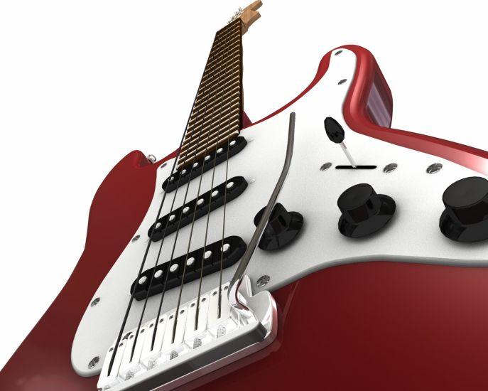 Trop cool la guitare