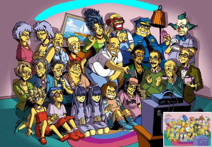 Simpson : Love Quoi !