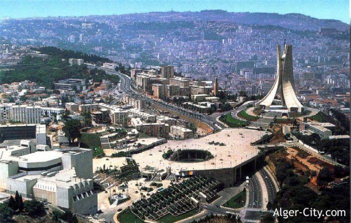 Alger - vue d'ensemble