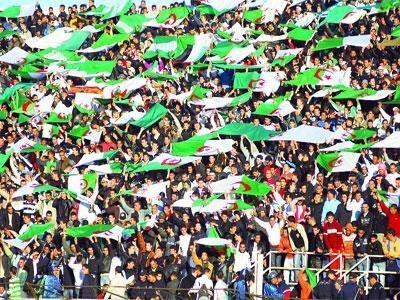 le public de l'algerie