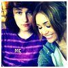 Miley et son frère Braison