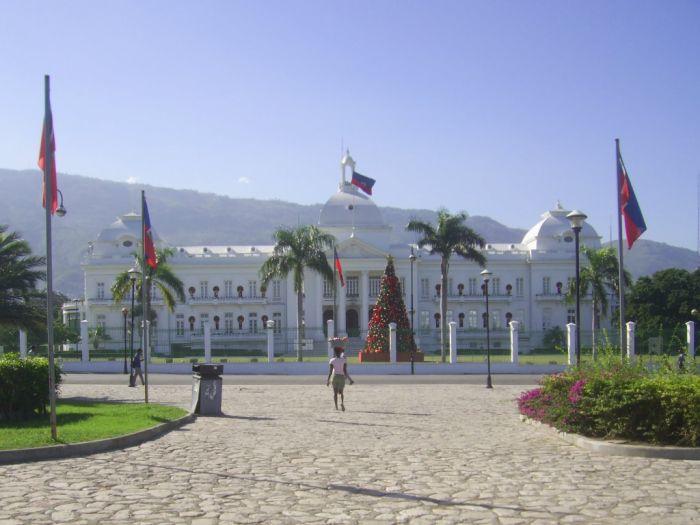 palais nationale d'haiti