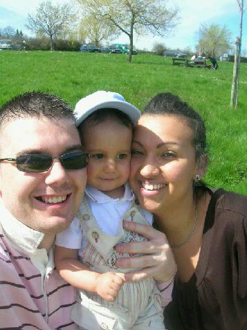 mon frère sa femme et son fils
