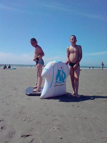 des futur surfeur