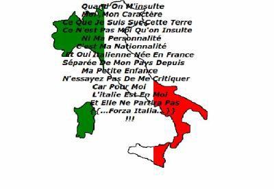 italia je represente