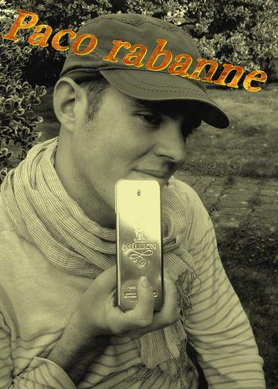 Paco Rabanne juste parsque j'adore