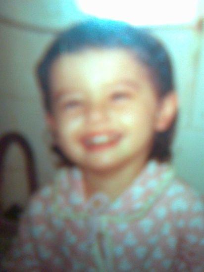 Moi à 4 ans