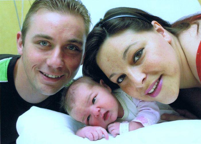 """""""Jessie"""" née le 5 juin 2010"""