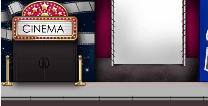 Le cinéma et le Boulevard des stars