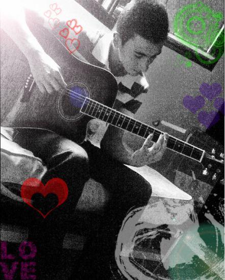 Ma Guitare Et moi :)