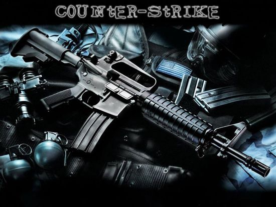 Counter Strike Baby