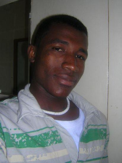 Là je suis dans ma chambre avant mon départ à Mayotte