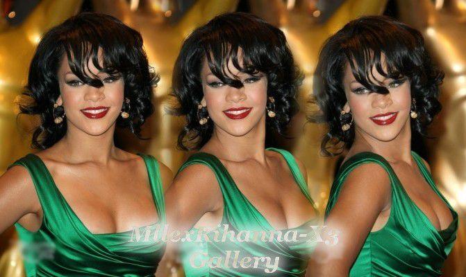 Rihanna au World Music Awards ( Arrivée )