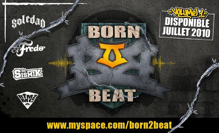 Born 2 Beat Vol 1