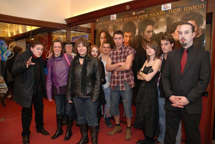 My Sister & Moi à la Twilight's Night en 2009 !!