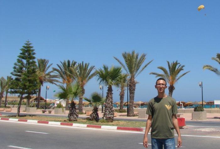 a Yesmin-Hammamet  (tunisie)