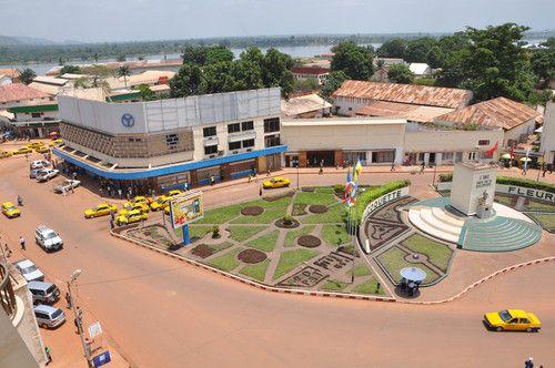 ville de Bangui