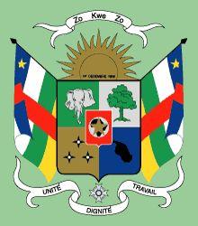 Le Drapeau Centrafricain