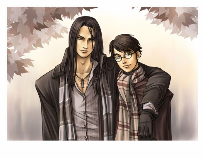 Harry et Sirius