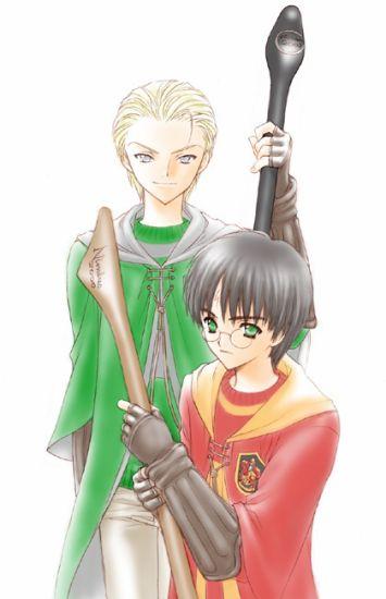 Drago et Harry