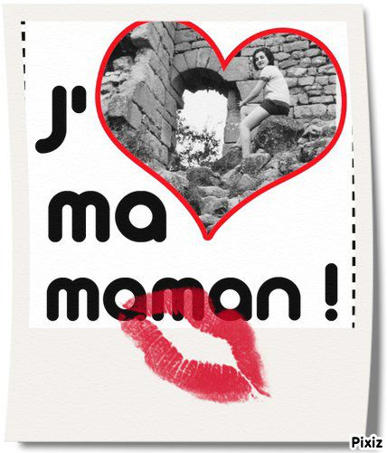 Maman,Je Te Rends Ta Liberté