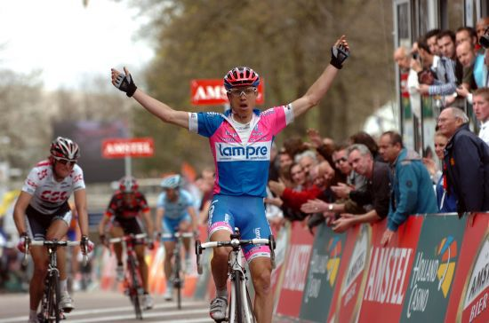 Damiano Cunego_Amstel Gold Race 2008