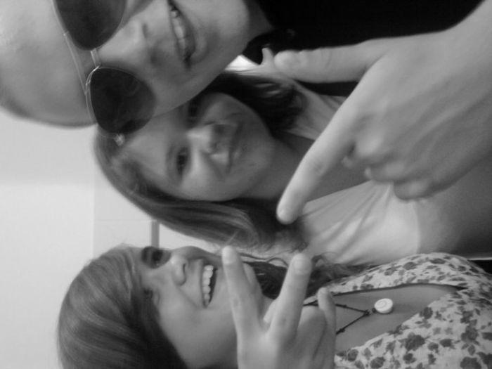 Mathilde , Moi & Milan :P