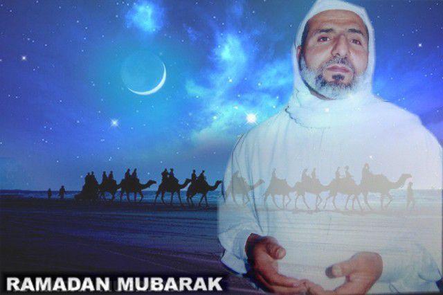 TALEB BAHMED  Hadj Amar Ramadan Karim à tous