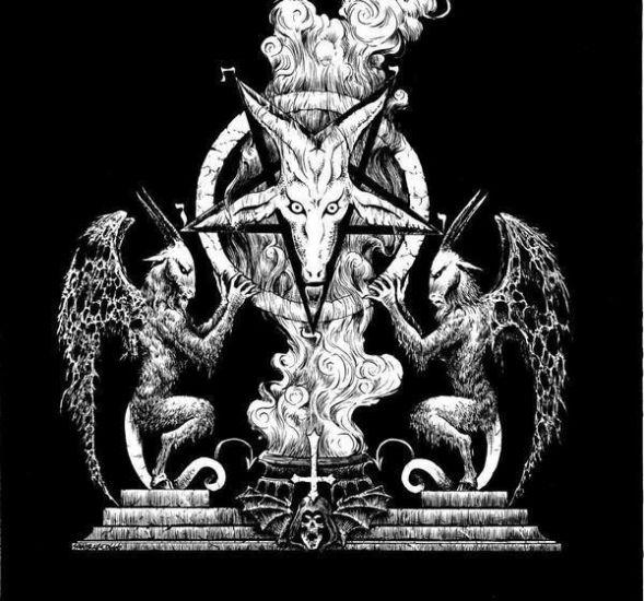 C TJR MOI BAPHOMET