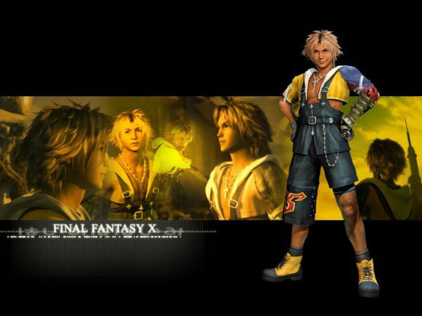 My tidus, my hero, my friend ^^