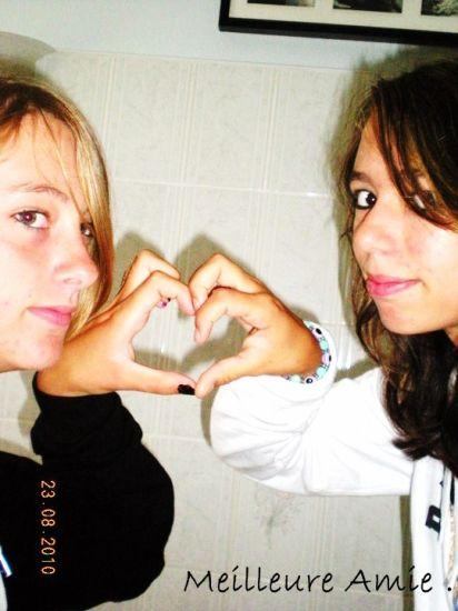 La meilleure amie . Aout 2010
