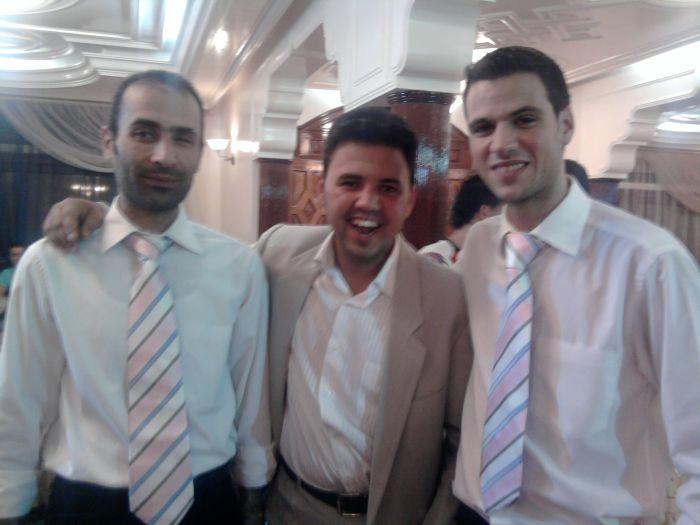 moi et jawad + hamza drafat