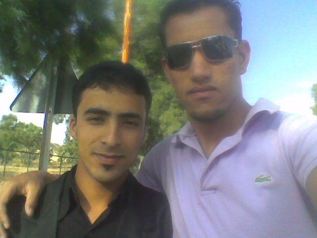 moi et mon ami hachim