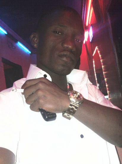Daouda Fraya Junior le Sangoku d'abidjan