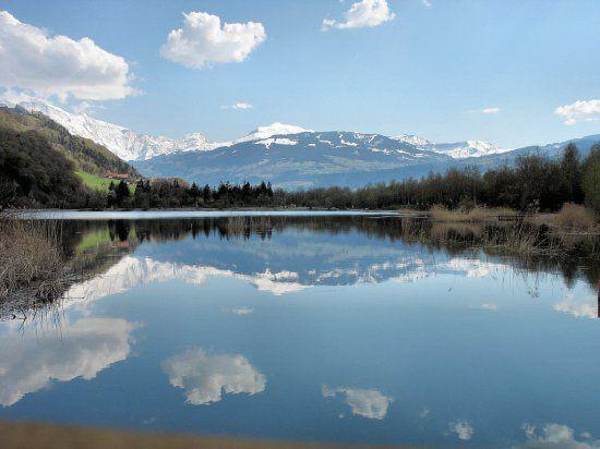 Lac des illettes