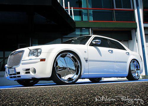 une voiture de luxe
