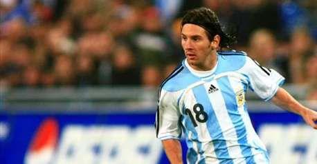 L'argentine a l'action
