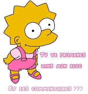 Lisa a du gout